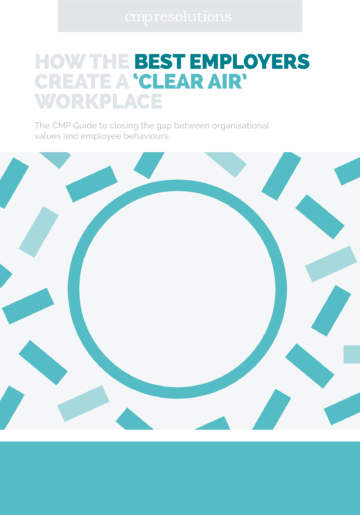 How the best employers create a clear air workplace