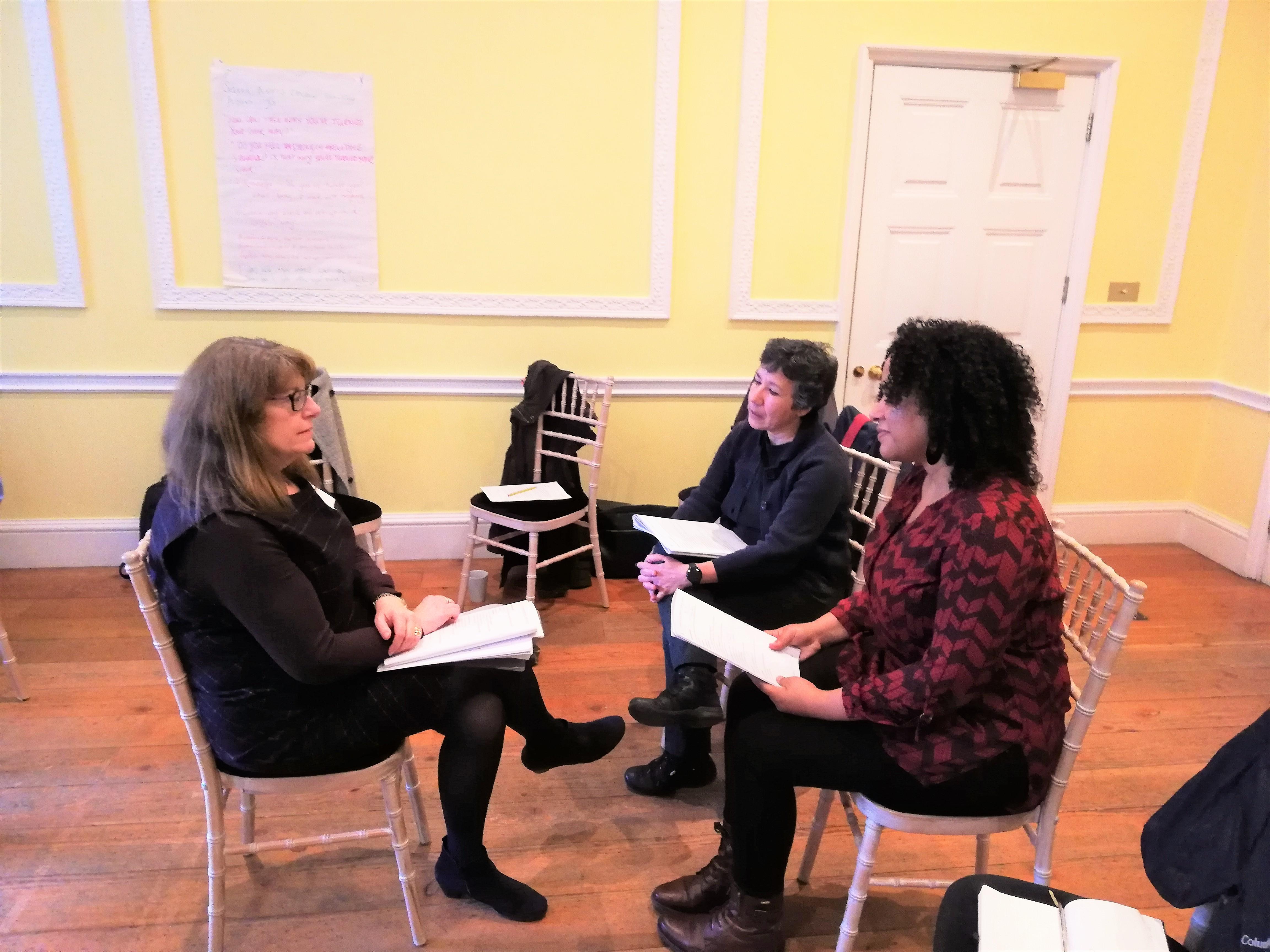 Mediation role play scenario practice