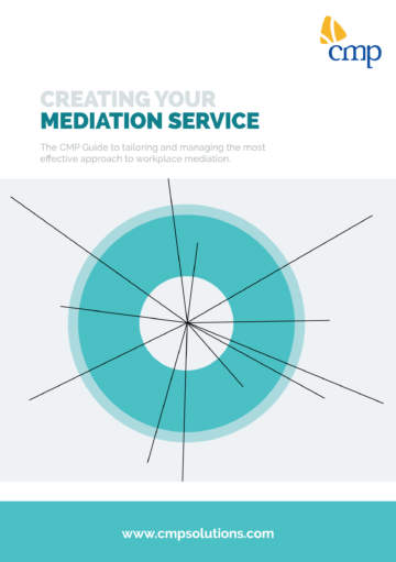 White Paper - Creating your mediation service