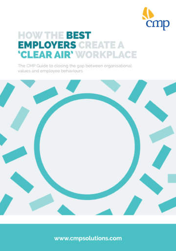 White Paper - How the best employers create a 'clear air' workplace