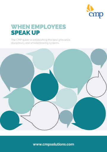 White Paper - When employees speak up